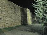 La muralla de noche
