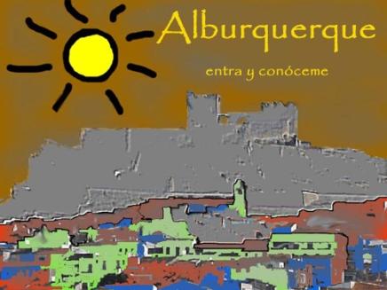 Un paseo virtual por Alburquerque(Badajoz)