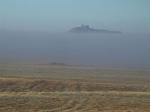 alburquerque en la niebla