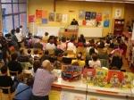 """En la biblioteca pública del C. Cultural """"Paco Rabal"""" de entrevías"""