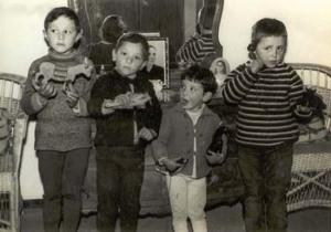 José Antonio, Rafalino, Japaca y Manolín