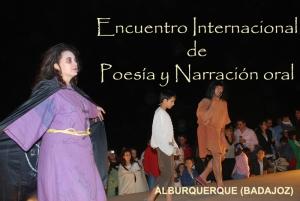 Encuentro de poesía y cuentos en Alburquerque