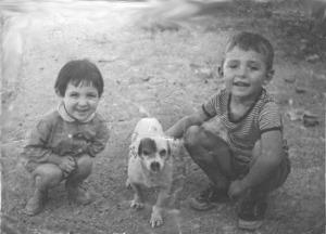 Japaca, Manolín y el perrino Manolino